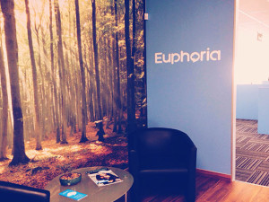 Johannesburg, Euphoria has arrived!